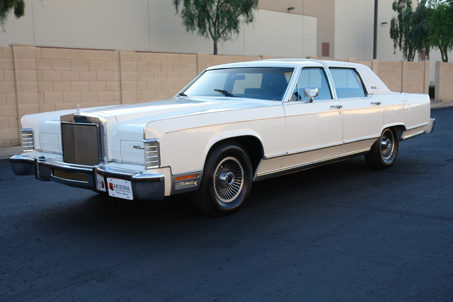 1979 Lincoln Continental Phoenix, AZ 6