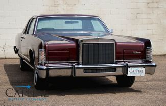 1979 Lincoln Continental Town Coupe V8 Classic Car in Eau Claire, Wisconsin