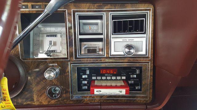 1979 Lincoln MARK V 2 DR Arlington, Texas 10