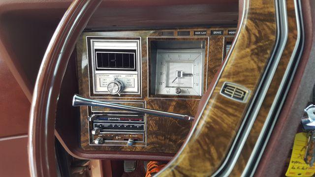 1979 Lincoln MARK V 2 DR Arlington, Texas 12