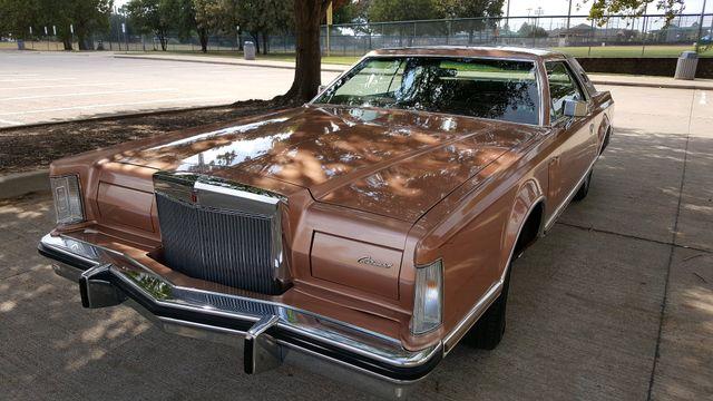 1979 Lincoln MARK V 2 DR Arlington, Texas 25