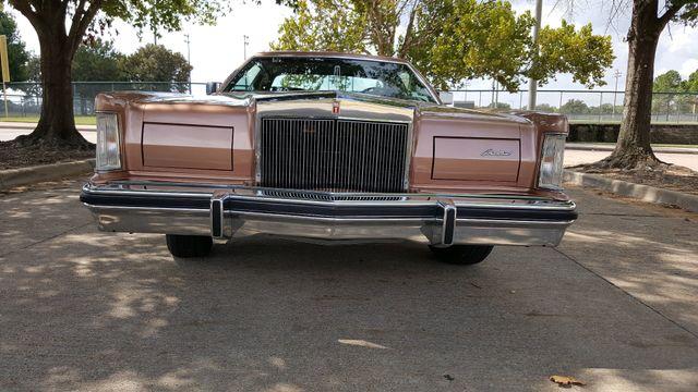 1979 Lincoln MARK V 2 DR Arlington, Texas 26
