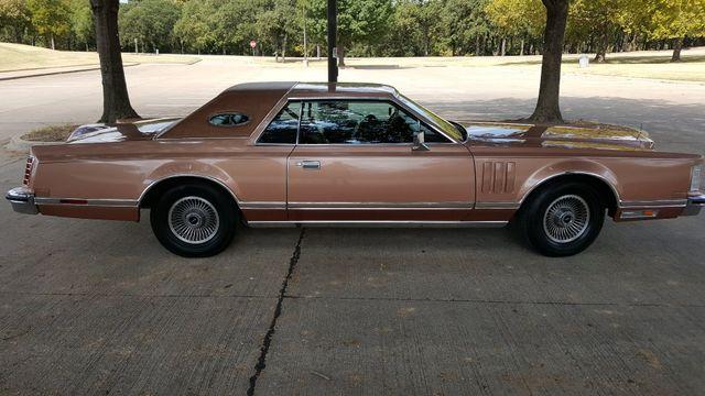 1979 Lincoln MARK V 2 DR Arlington, Texas 28
