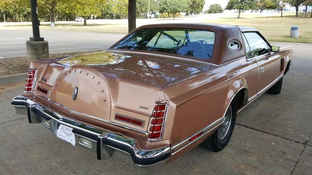 1979 Lincoln MARK V 2 DR Arlington, Texas 32