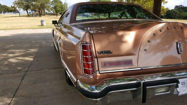 1979 Lincoln MARK V 2 DR Arlington, Texas 40
