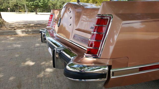 1979 Lincoln MARK V 2 DR Arlington, Texas 45