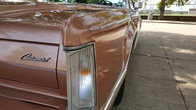 1979 Lincoln MARK V 2 DR Arlington, Texas 51