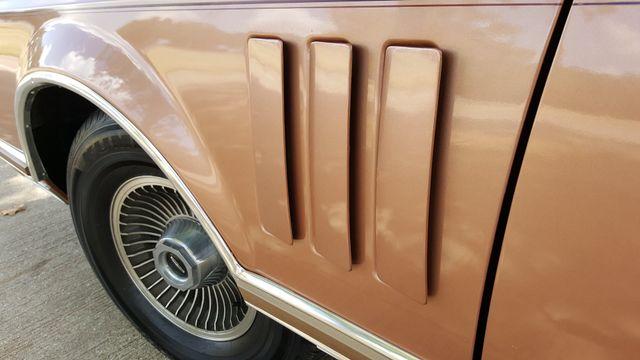 1979 Lincoln MARK V 2 DR Arlington, Texas 53