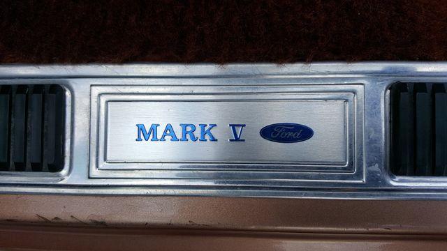 1979 Lincoln MARK V 2 DR Arlington, Texas 8