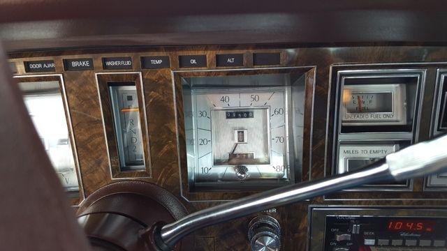 1979 Lincoln MARK V 2 DR Arlington, Texas 9