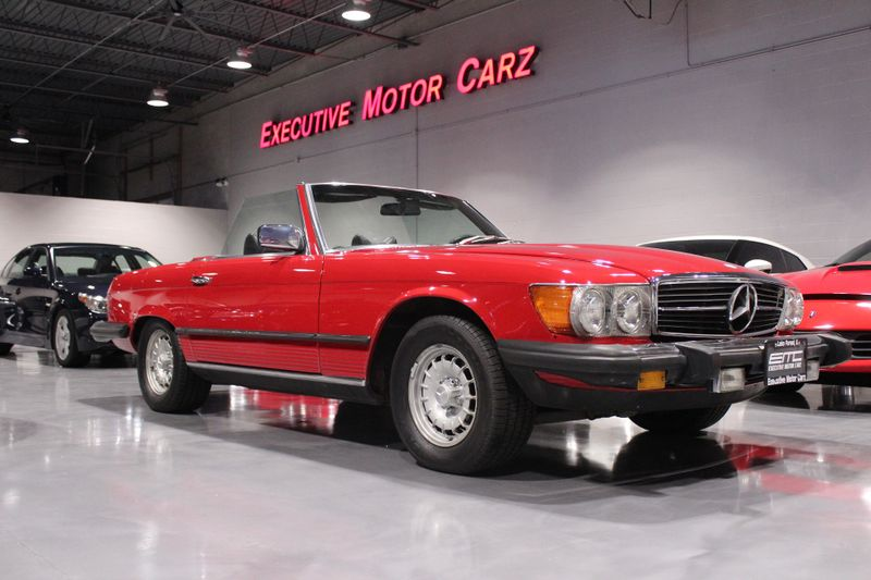 1979 Mercedes-Benz 450 SL   Lake Forest IL  Executive Motor Carz  in Lake Forest, IL