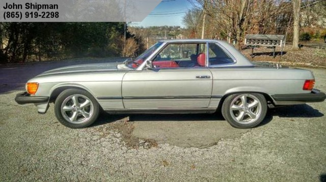 knoxvillle motor mercedes benz: