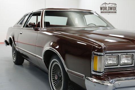 1979 Mercury COUGAR XR7 ONE OWNER 56K ORIGINAL MILES COLLECTOR | Denver, CO | Worldwide Vintage Autos in Denver, CO