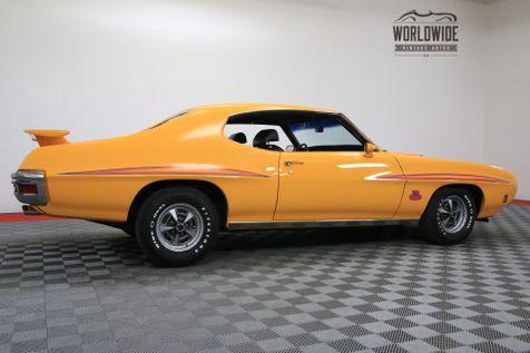 1970 Pontiac GTO JUDGE ORBIT ORANGE 4 SPEED | Denver, CO | WORLDWIDE VINTAGE AUTOS in Denver, CO