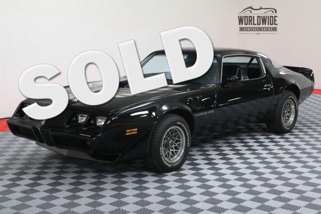 1979 Pontiac TRANS AM WS6 RARE 4 SPEED STARLIGHT BLACK | Denver, Colorado | Worldwide Vintage Autos