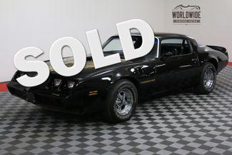 1979 Pontiac TRANS AM FIREBIRD 6.6L V8 AUTO DUAL EXHAUST PS PB | Denver, Colorado | Worldwide Vintage Autos in Denver Colorado