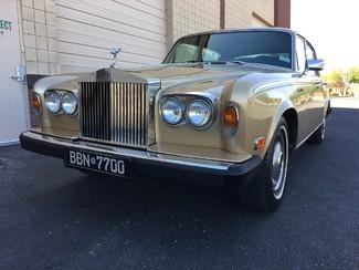 1979 Rolls Royce Silver Wraith II Scottsdale, Arizona 2