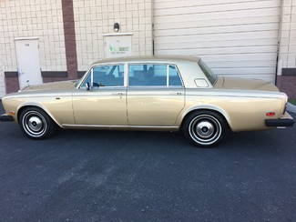 1979 Rolls Royce Silver Wraith II Scottsdale, Arizona 5