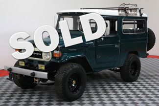 1979 Toyota FJ43 FRAME OFF RESTORED 4X4 | Denver, Colorado | Worldwide Vintage Autos in Denver Colorado