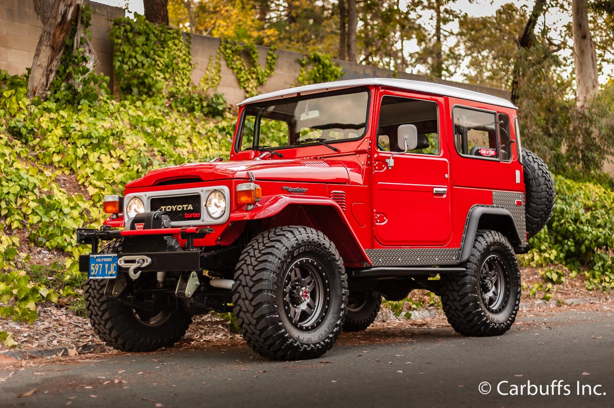1979 Toyota Land Cruiser Bj40 Concord Ca Carbuffs