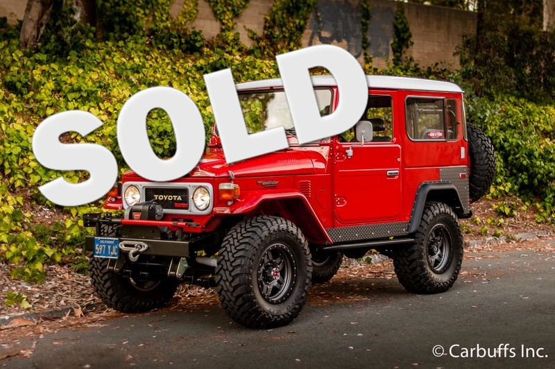 1979 Toyota Land Cruiser BJ40