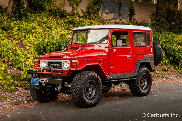 1979 Toyota Land Cruiser BJ40 | Concord, CA | Carbuffs