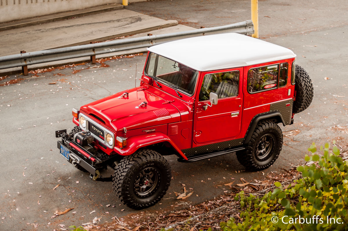 1979 Toyota Land Cruiser BJ40 in Concord, CA