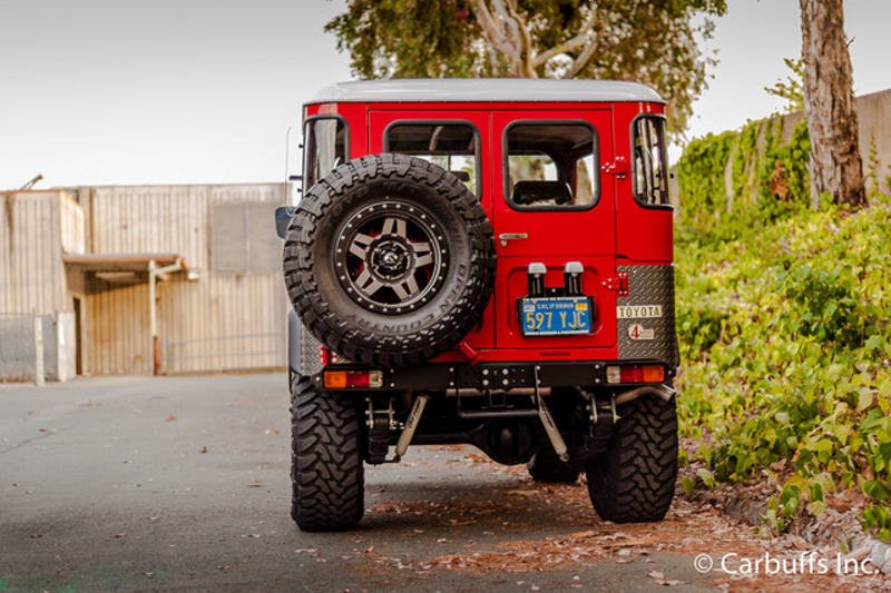1979 Toyota Land Cruiser BJ40 | Concord, CA | Carbuffs in Concord, CA