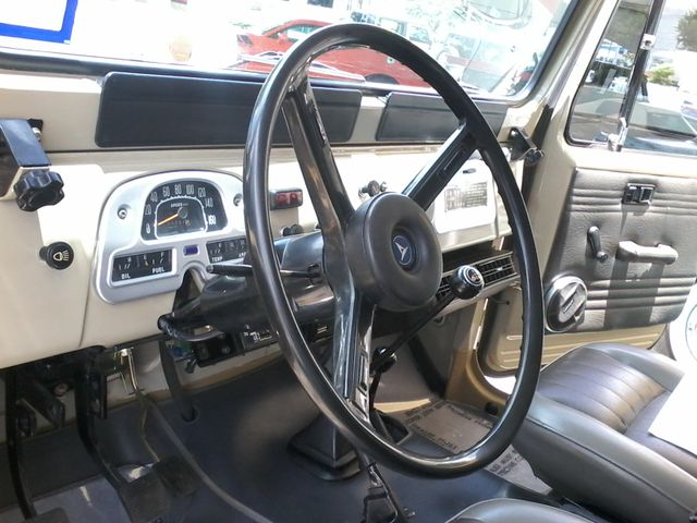 1979 Toyota Land Cruiser  FJ43 Long not FJ40 San Antonio, Texas 13