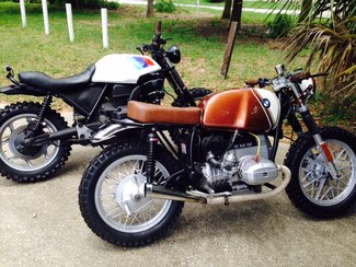 1980 BMW R65 CUSTOM SCRAMBLER MOTORCYCLE Cocoa, Florida 13