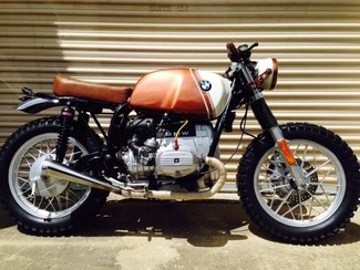 1980 BMW R65 CUSTOM SCRAMBLER MOTORCYCLE Cocoa, Florida 2
