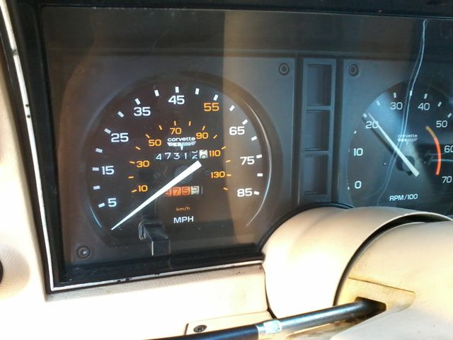 1980 Chevrolet  Corvette RARE 4 SPEED t-tops San Antonio, Texas 14