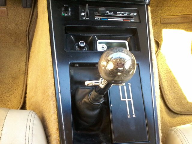 1980 Chevrolet  Corvette RARE 4 SPEED t-tops San Antonio, Texas 16