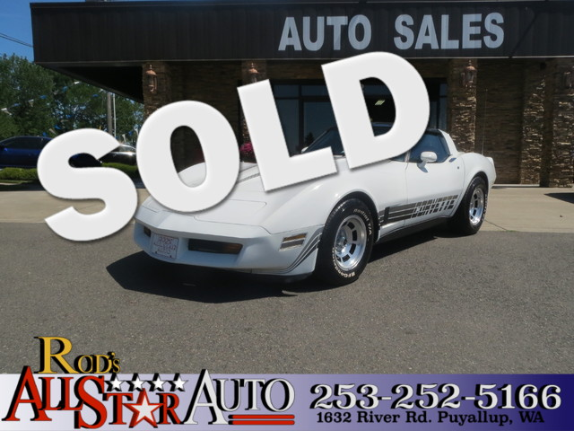 1980 Chevrolet Corvette 57L V8 3Spd Get ready for summer with this COOL convertible Spend this s