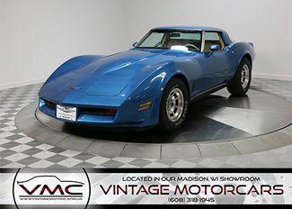 1980 Chevrolet 4 Speed Corvette