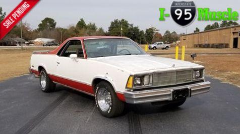 1980 Chevrolet EL CAMINO CONQUISTA in Hope Mills, NC