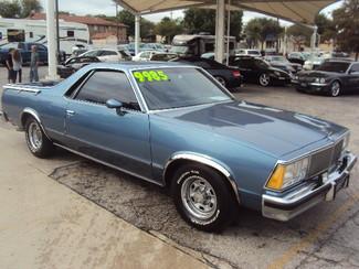 1980 Chevrolet El Camino San Antonio, Texas