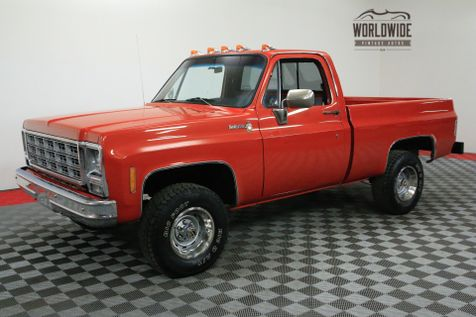 1980 Chevrolet K10 4x4 FRAME OFF RESTORATION COLLECTOR | Denver, CO | WORLDWIDE VINTAGE AUTOS in Denver, CO