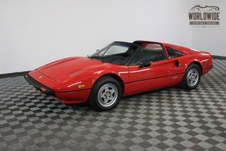 1980 Ferrari 308 GTSI in Denver Colorado
