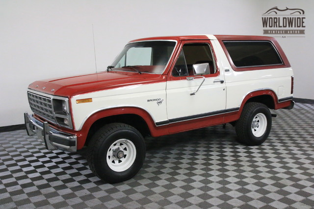 1980 ford bronco xlt 4x4 v8 90k original miles ebay