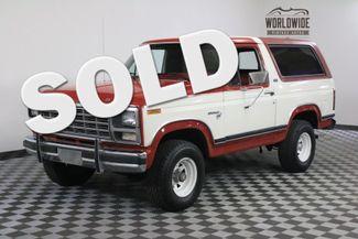 1980 Ford BRONCO XLT 4X4 V8 90K ORIGINAL MILES | Denver, Colorado | Worldwide Vintage Autos in Denver Colorado