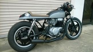 1980 Honda CB650 C HONDA CB650 HIGHLY DESIRABLE CAFE RACER MODEL Mendham, New Jersey 1