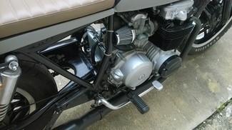 1980 Honda CB650 C HONDA CB650 HIGHLY DESIRABLE CAFE RACER MODEL Mendham, New Jersey 22