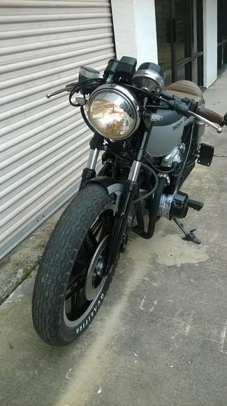 1980 Honda CB650 C HONDA CB650 HIGHLY DESIRABLE CAFE RACER MODEL Mendham, New Jersey 24
