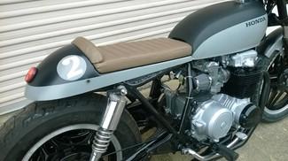 1980 Honda CB650 C HONDA CB650 HIGHLY DESIRABLE CAFE RACER MODEL Mendham, New Jersey 3