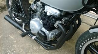1980 Honda CB650 C HONDA CB650 HIGHLY DESIRABLE CAFE RACER MODEL Mendham, New Jersey 8