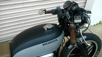 1980 Honda CB650 C HONDA CB650 HIGHLY DESIRABLE CAFE RACER MODEL Mendham, New Jersey 9