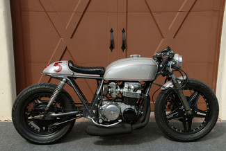 1980 Honda CB650 CUSTOM VINTAGE MOTO CAFE RACER MADE TO ORDER MOTORCYCLE Cocoa, Florida