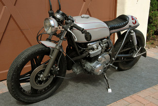 1980 Honda CB650 CUSTOM VINTAGE MOTO CAFE RACER MADE TO ORDER MOTORCYCLE Mendham, New Jersey 16
