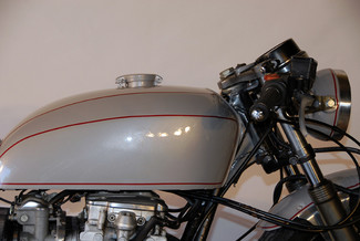 1980 Honda CB650 CUSTOM VINTAGE MOTO CAFE RACER MADE TO ORDER MOTORCYCLE Mendham, New Jersey 22